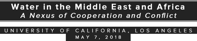 Mid East Asia & Africa Water Conference - May 7, 2018