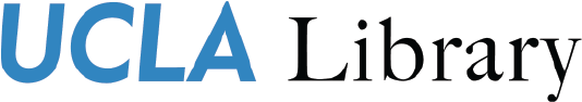 image for UCLA Library Logo