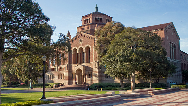 UCLA Royce Hall. Photo credit: flickr Rictor Norton and David Allen's photostream