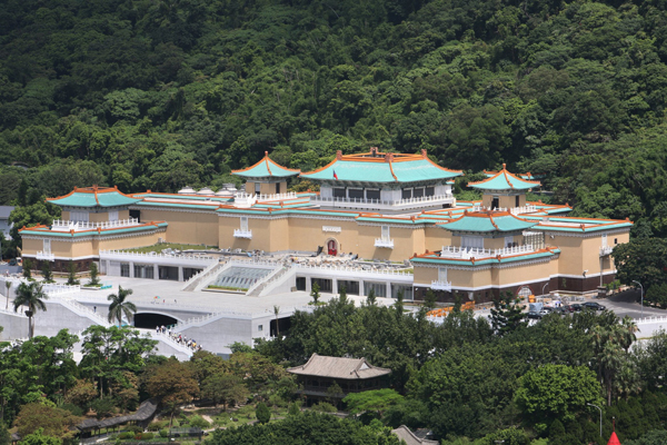 The National Palace Museum and Asia Today