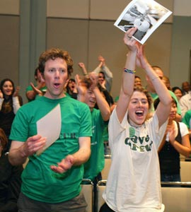 UC Student Activists Make News With Sudan Divestment