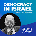 "Image for ""Israeli Democracy: Historical Origins and Future Perspectives"""