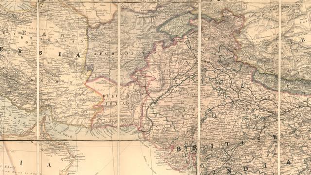 Demarcating Persianate Worlds: The Persian Tazkirah, 1700–1900