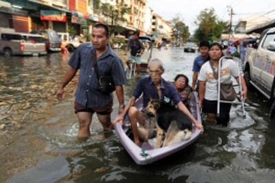 UC Education Abroad Program working to keep students in Thailand safe from heavy floods