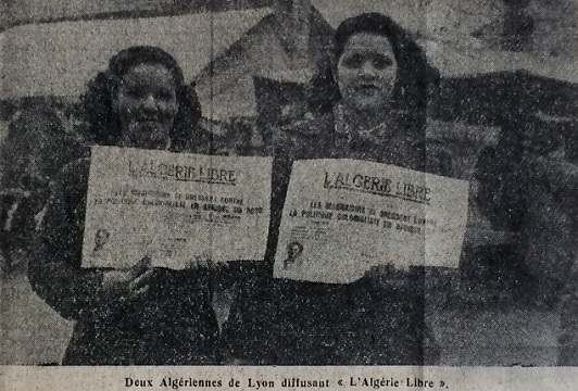 "Defeating a Political Minority: The ""Messalist Women"" in France during the Algerian War and Subsequent Decolonization Process (1947-2000)"