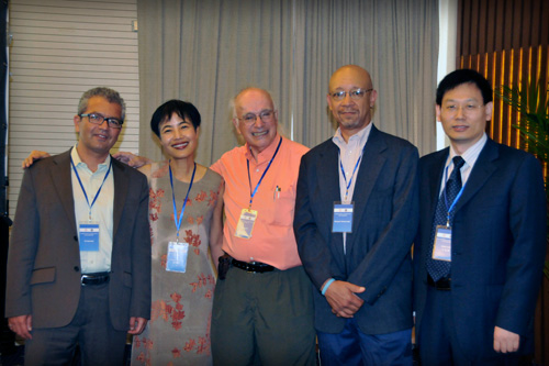 UCLA participates in international American literature conference in China