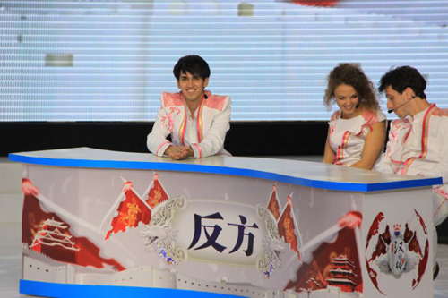 Student hits a high note in international Chinese language, culture contest