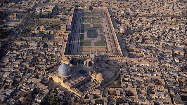 The City as Anthology: Visualizing Cultures of Literacy in Early Modern Isfahan