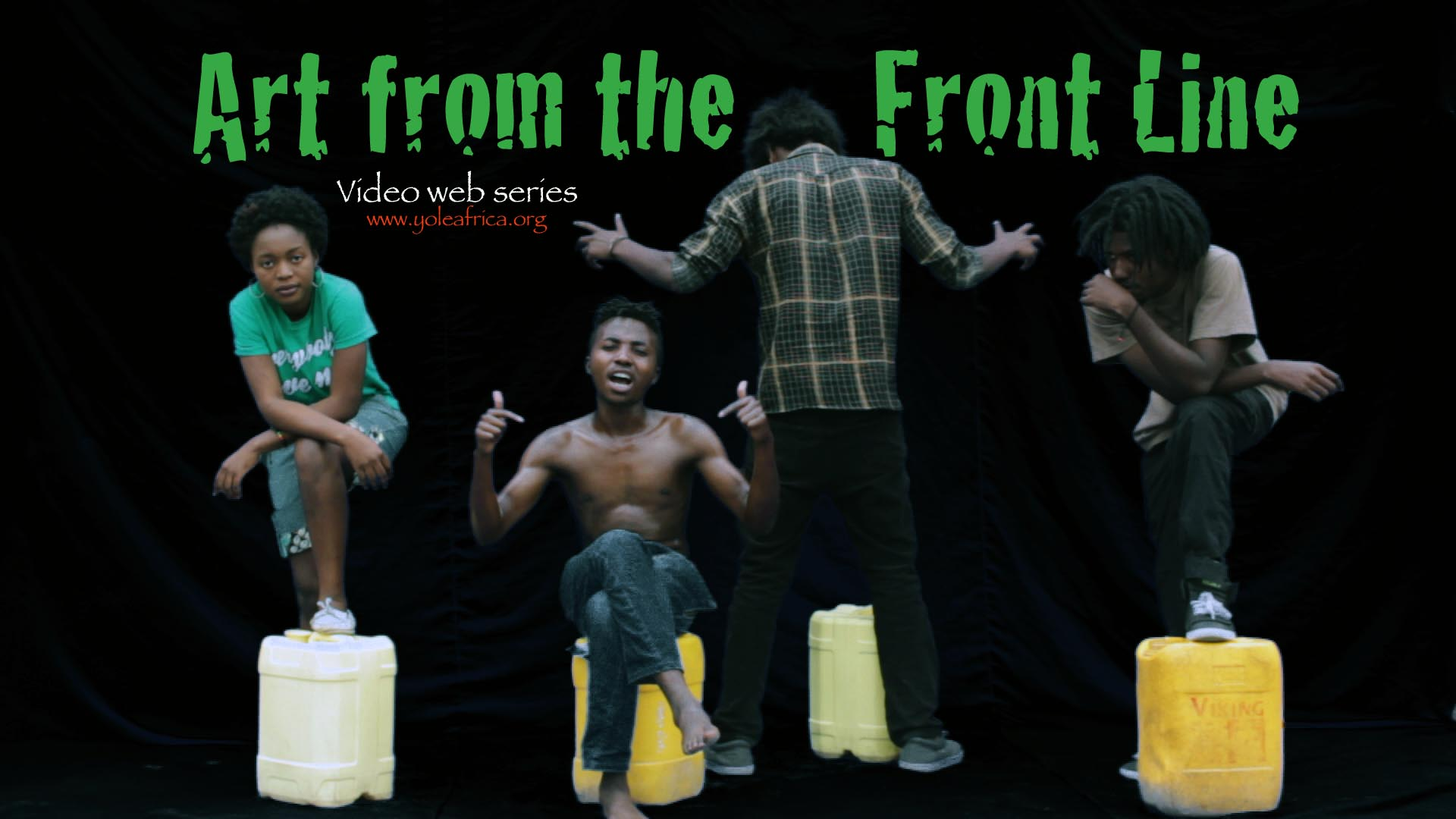 """Image for Coleman Memorial Lecture: """"Art on the FrontLine: Cultural Activism in East Congo"""""""