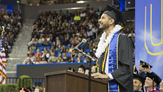 Image for International Bruin Spotlight: Ashraf Beshay