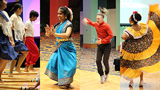 Image for UCLA holds biggest International Education Week celebration yet