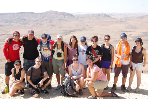 UC finalizes study abroad agreement with top Israeli university