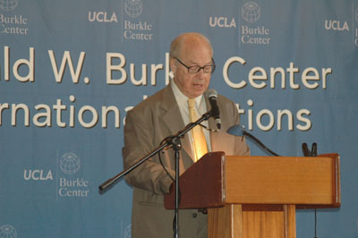 Speaker to Discuss Nuclear Proliferation
