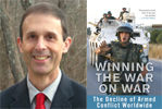 Winning the War on War, a talk by Joshua S. Goldstein, American University