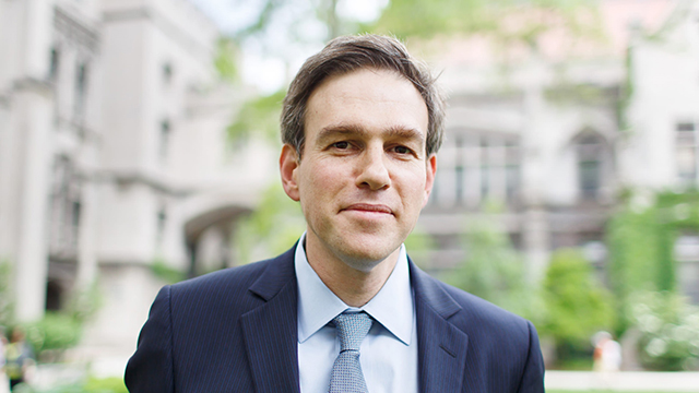 "Image for Daniel Pearl Memorial Lecture with Bret Stephens, Pulitzer Prize-winning foreign-affairs columnist: ""On Maintaining Intellectual Integrity in the Age of Trump"""