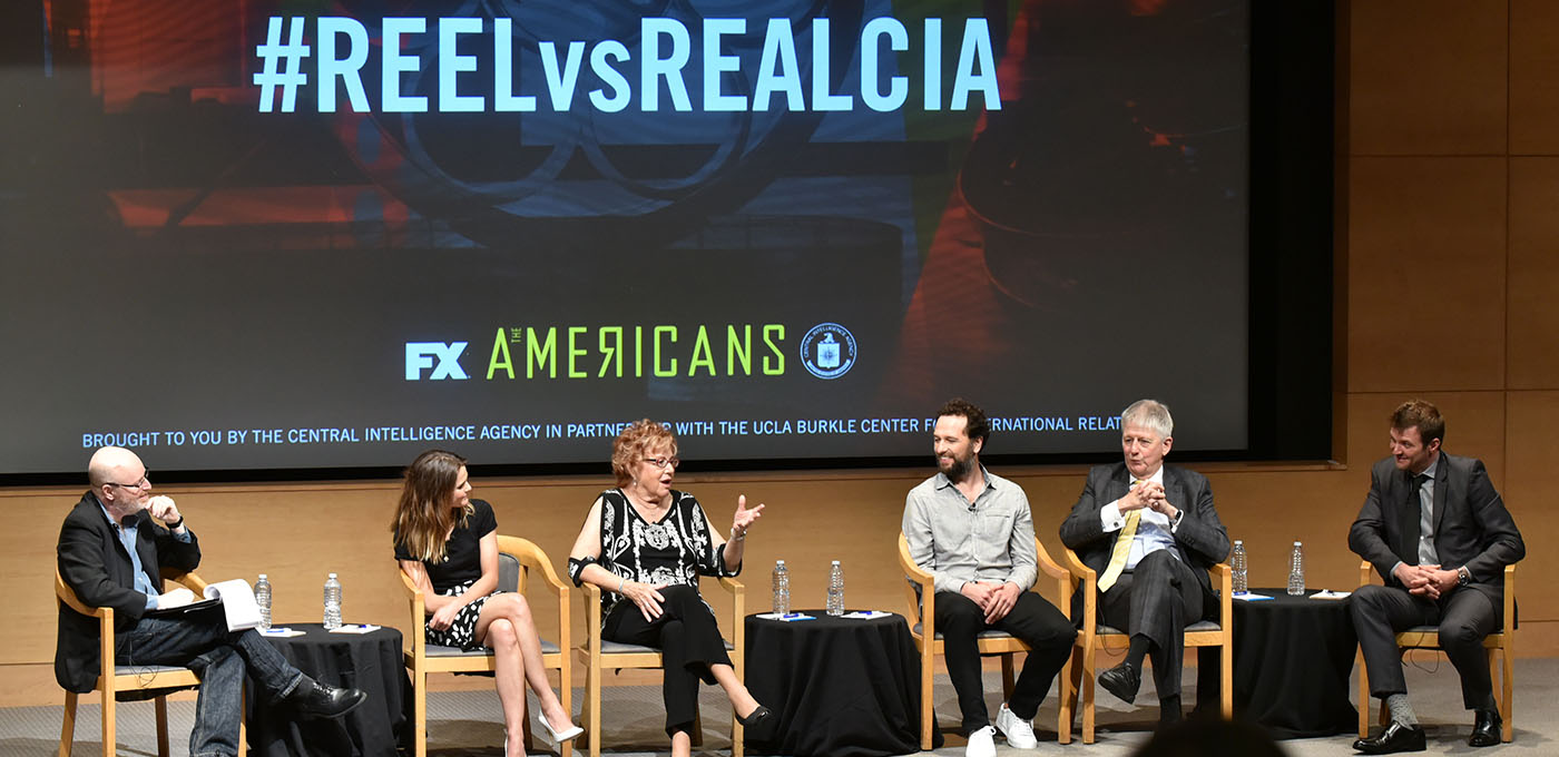Image for VIDEO AND PODCAST NOW AVAILABLE: Reel vs Real with the CIA and FX