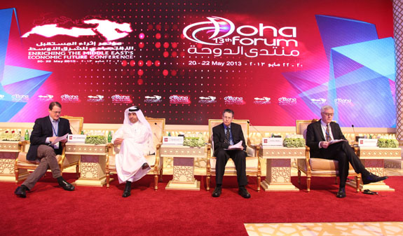 Annual CMED conference in Qatar attracts Middle East business leaders