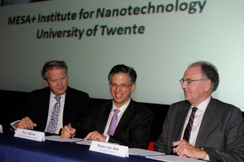 CNSI, Dutch Institute To Collaborate on Nanoscience, Nanotechnology