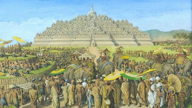 Teacher Training Workshop: Sites of Encounter - Gupta Empire and Srivijaya Kingdom, 300-1200