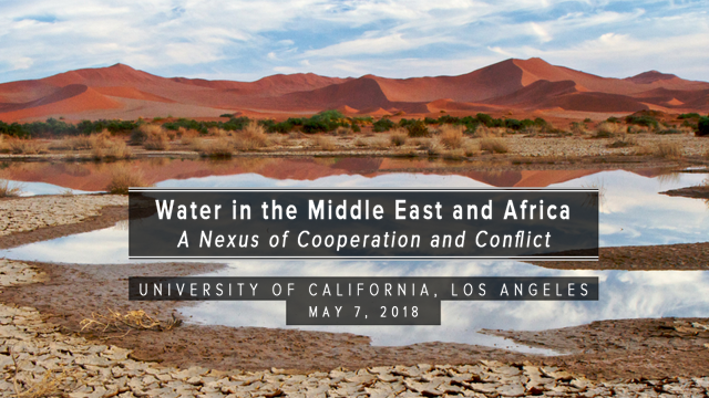 Water in the Middle East & Africa: A Nexus of Cooperation and Conflict