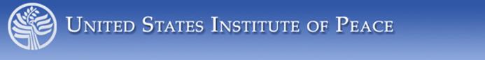 Burkle Talk on Peacebuilding in Iraq with A. Heather Coyne, U.S. Institute of Peace