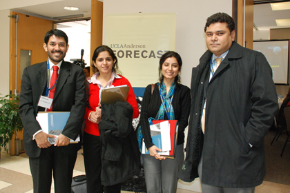 Indian Visitors Receive Overview of U.S. Financial Systems and Economic Outlook