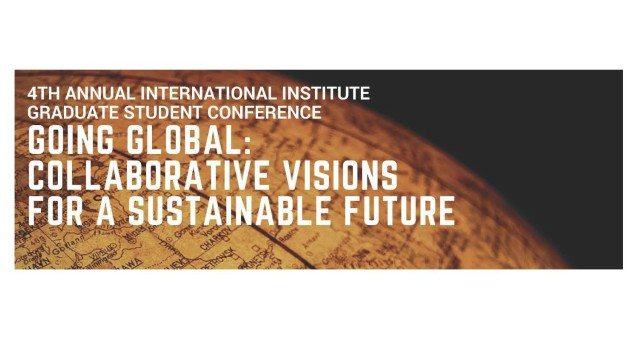 [Non-CKS Event] 4th Annual International Institute Graduate Student Conference