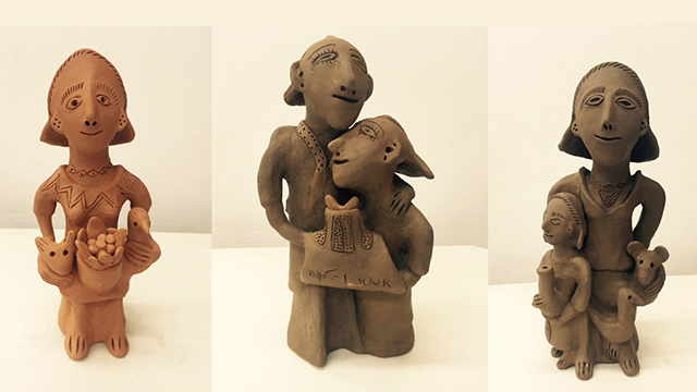 Exhibition: Clay Sculpture by Ethiopian-Israeli Artists, Nov. 1-10