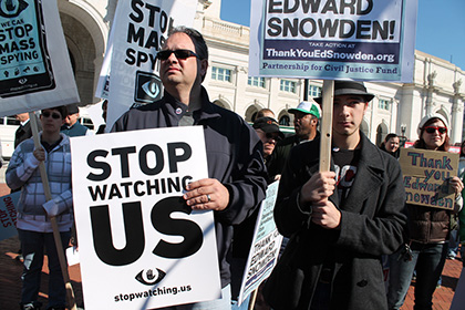 "Image for ""Debating the NSA: The Politics of Mass Surveillance"""
