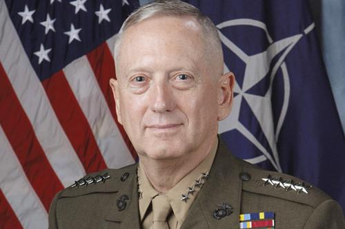 CENTCOM Gen. James Mattis to share experiences from war zone