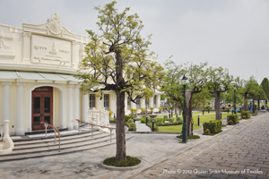 Creating a New Museum for Thailand: The Queen Sirikit Museum of Textiles