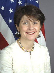 "Burkle Forum with Assistant Secretary Goli Ameri: ""The Challenges of U.S. Public Diplomacy in the 21st Century"""