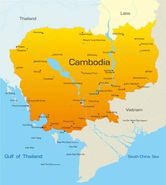 Modern Cambodia