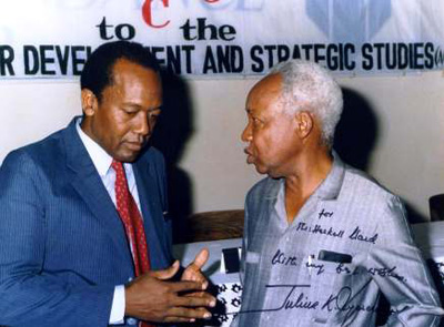 Alumnus to Speak on US Relations with Africa