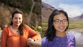 Image for Two migration graduate students win dissertation awards