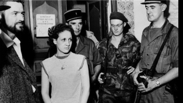 CANCELED: Inside the Battle of Algiers: Memoir of a Woman Freedom Fighter