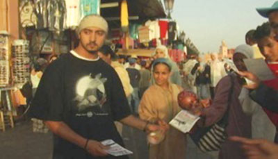 I Love Hip Hop in Morocco