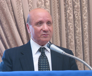 Afghan Ambassador Reports on Reconstruction