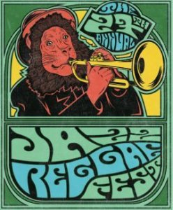 The Jazz Reggae Festival at UCLA