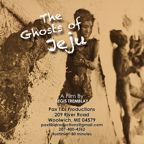 "A Film Screening - ""The Ghosts of Jeju"""
