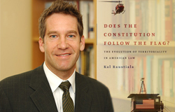 "Prof. Kal Raustiala, UCLA School of Law: ""Is Bagram the New Guantanamo? War and the Courts After 9/11"""