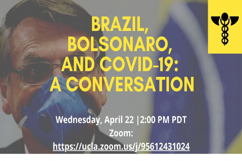 PODCAST: Brazil, Bolsonaro and COVID-19: A conversation