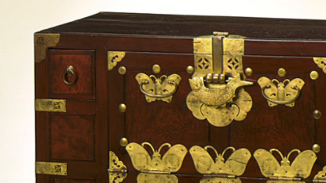 Korean Art Lecture Series: The Beauty and Elegance of Korean Furniture