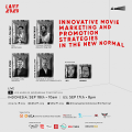 Image for LAIFF 2020 Panel: Innovative Movie Marketing and Promotion Strategies in Indonesia in the New Normal