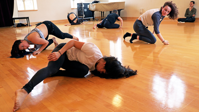 Image for Culture Crossing - An Evening of Dance by UCLA Students & Faculty