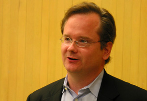 Lawrence Lessig Sees Public Domain Sinking in a Sea of Overregulation