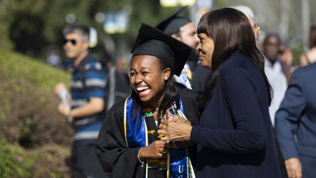 International Institute 2019 commencement in pictures