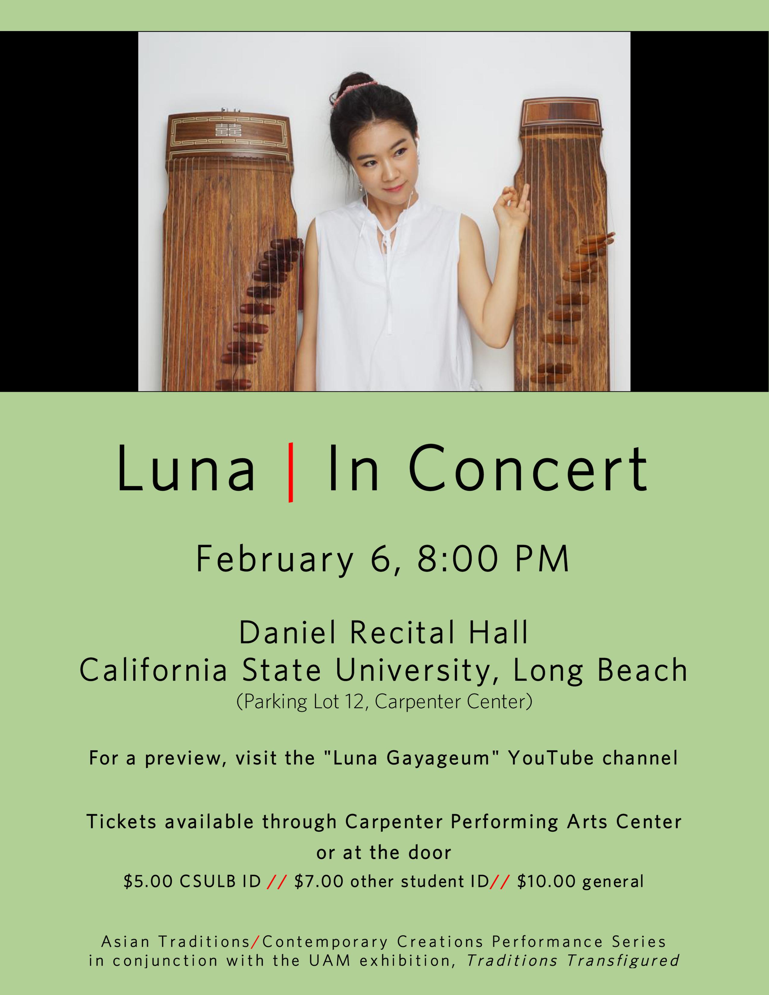 Luna In Concert