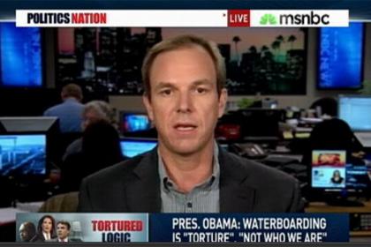 Burkle Fellow Matthew Alexander discusses GOP support of torture as an interrogation technique on MSNBC
