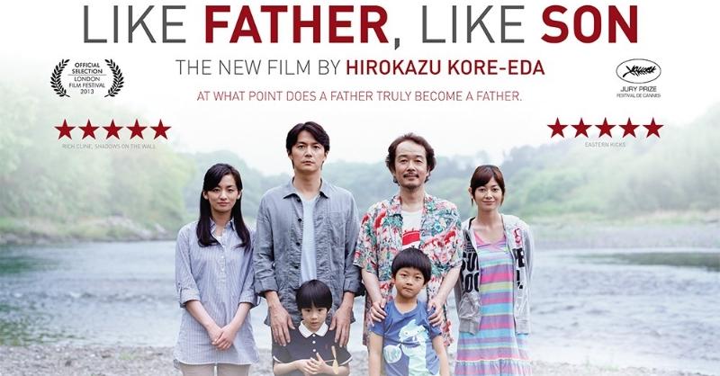 Image for Movie Screening of Like Father, Like Son (Soshite Chichi ni Naru)